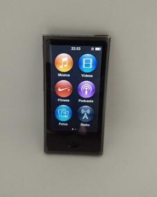 iPod Nano Chumbo 16gb 7 Geração Rádio Usado Parcelado 9gk64