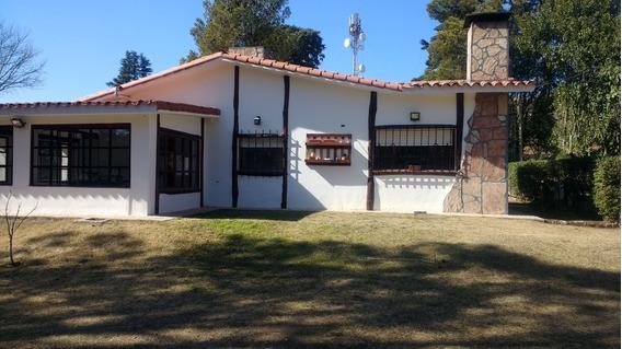 Espectacular Casa, 3 Dormitorios, Jardín De Invierno, Parque