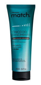 Match Tônico Do Crescimento Condicionador, 250ml