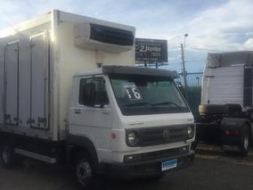 Volkswagen Vw 10160 10 160 Delivery 2016 Baú Frigorifico 3/4