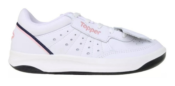 Zapatilla Topper Mujer Lady X Forcer Tenis 21876
