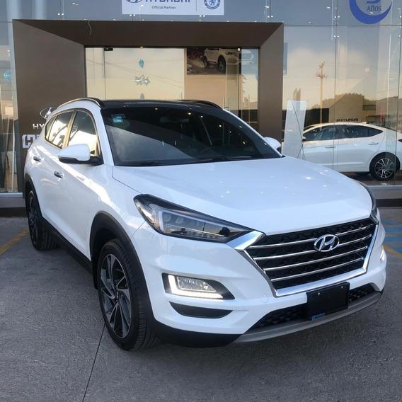 Hyundai Tucson Limited Tech At