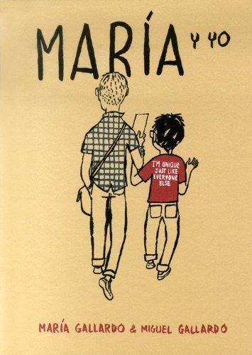 Imagen 1 de 3 de María Y Yo, Miguel Gallardo, Astiberri