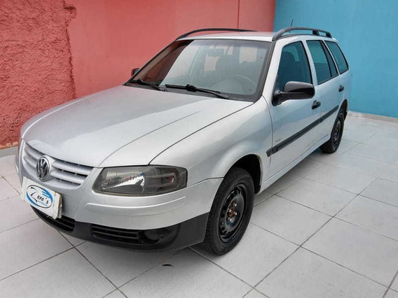 Volkswagen Parati 1.6 8v Flex 4p Manual