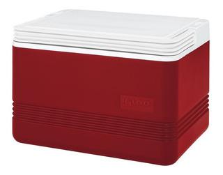 Caixa Térmica Cooler Igloo Leg 12latas 9litros+ Porta Copos