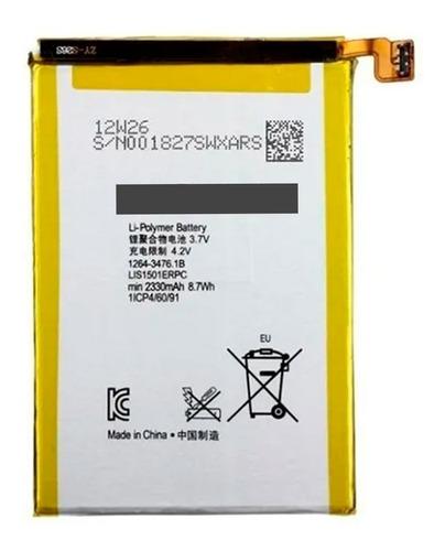 Bateria Interna Xperia Zl Zq Lt35 L35i C6505 Envio Gratis