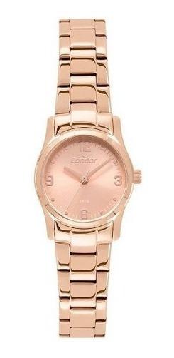 Relógio Condor Rose Feminino Co2036kwq/1j