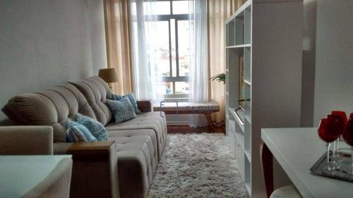 Imagem 1 de 26 de Apartamento Com 2 Dormitórios Na Vila Monumento - Ap12532