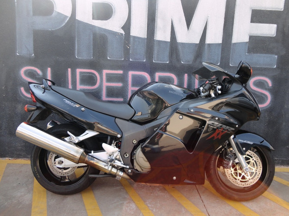 Cbr 1100 Xx Black Bird