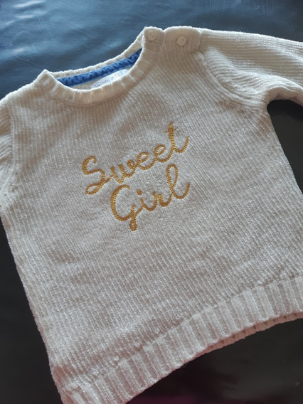 Sweter Marca Urb 12 Meses Impecable