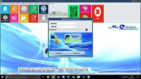 New Vision Pro 17 Version Com Erp, Nfe 3.11, Nfce, Sat, Paf