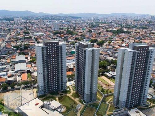 Apartamento Com 3 Dormitórios À Venda, 60 M² Por R$ 327.000,00 - Parque Edu Chaves - São Paulo/sp - Ap0715