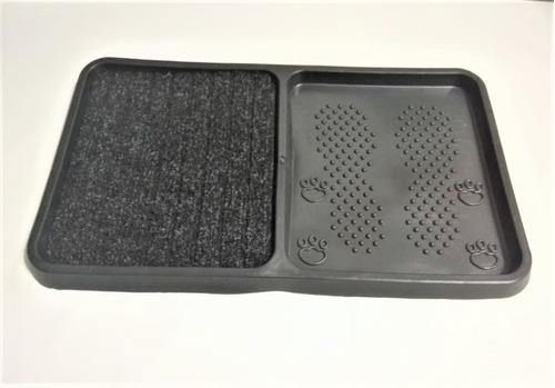 Tapete Desinfectante Limpieza Y Secado De Suelas De Zapato