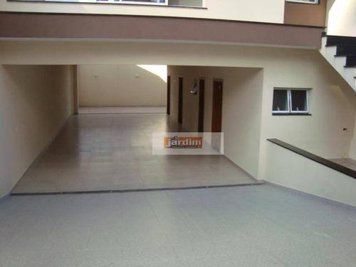 Sobrado Residencial À Venda, Centro, São Bernardo Do Campo. - So0486