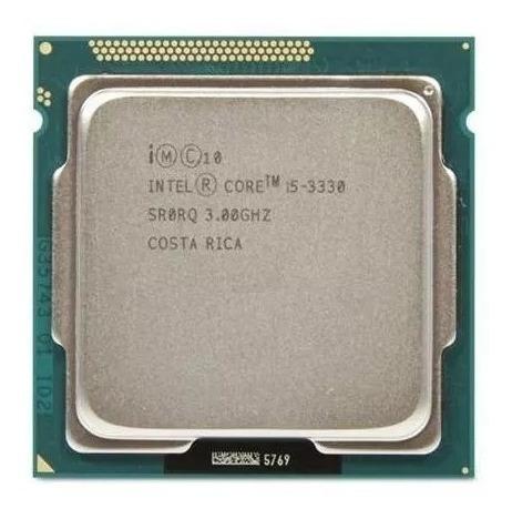 Processador Intel® Core I5-3330 3.0 Ghz 6mb Lga 1155