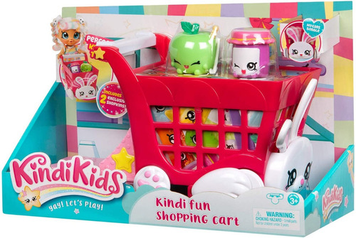 Imagen 1 de 3 de Kindi Kids S1 Kindi Fun -carrito De La Compra