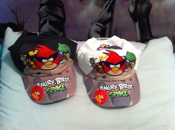 Gorra Angry Birds Original / He Man / Thunder Cats Star Wars