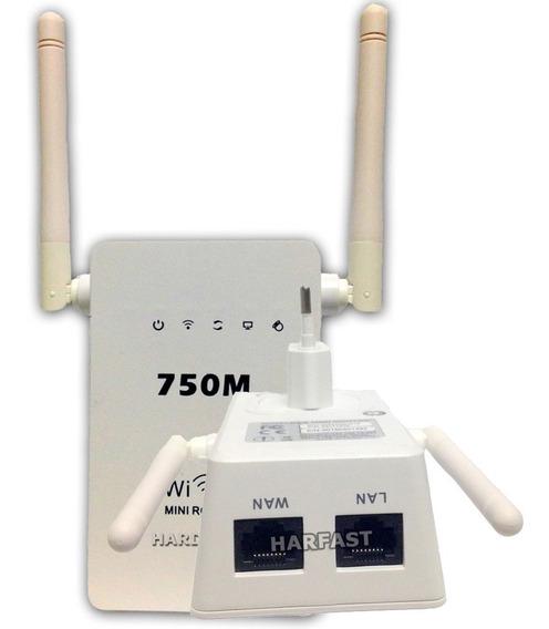 Repetidor Dual Sinal Wifi 10dbi Mais Forte Que Tp-link 750m