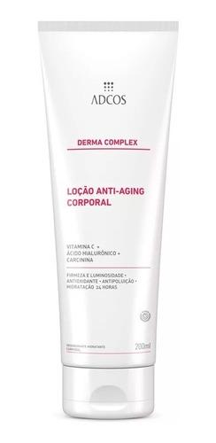 Adcos Derma Complex Loção Anti-aging Corporal 200ml