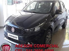 Fiat Argo Precisión 1.8 Anticipo 35.000 O Tu Usado!