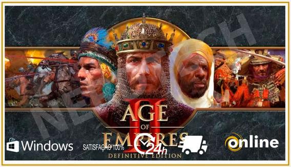 Age Of Empires 2 Definitive Edition Pc Digital Original