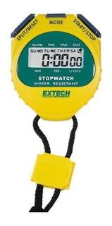 Instrumento Cronómetro Deportivo Color Amarillo Y Verde