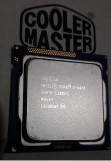 Microprocesador Intel I5 3470