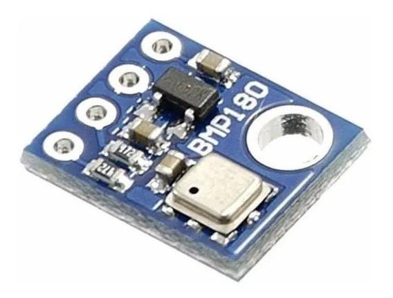 Sensor Barométrico Pressão E Temperatura Bmp180 Arduino