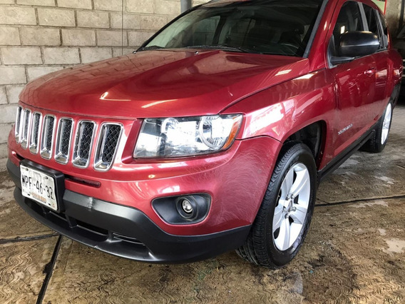 Jeep Compass Latitude 2014 Fwd 2.4l Aut Aa Ee Rines Cd