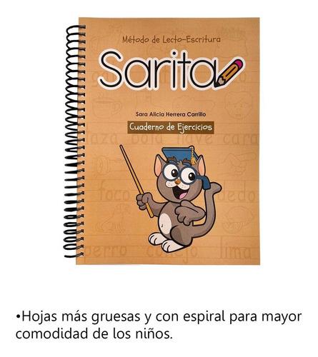 Imagen 1 de 5 de Método Sarita Libro Del Alumno