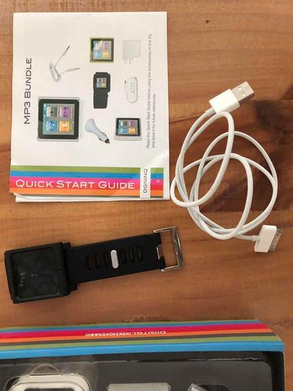 iPod Nano 6a Geração Com Kit De Acessórios