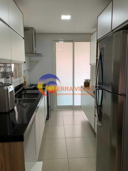 Apartamento Para Comprar Alphaville Santana De Parnaíba - 2336