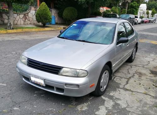 Imagen 1 de 15 de Nissan Altima Automático 1995