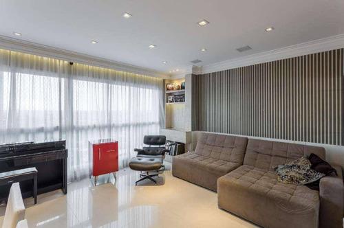 Apartamento Com 2 Dormitórios À Venda, 89 M² Por R$ 795.000,00 - Alphaville Conde Ii - Barueri/sp - Ap1634