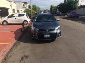 Toyota Corolla S Mt 2014