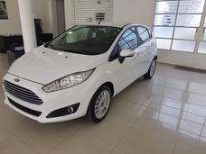 Nuevo Ford Fiesta S-plus 1.6 5 Puertas Año 2017 - Davila -