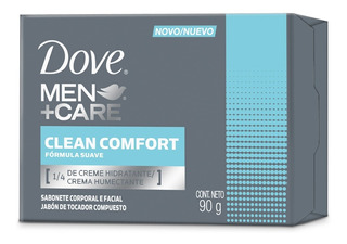 Dove Men Jabon Clean Comfort 90gr Unilevercp