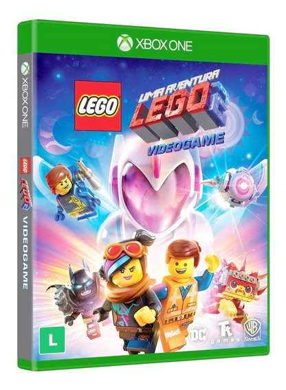 Uma Aventura Lego 2 The Movie Xbox One Midia Fisica Dublado