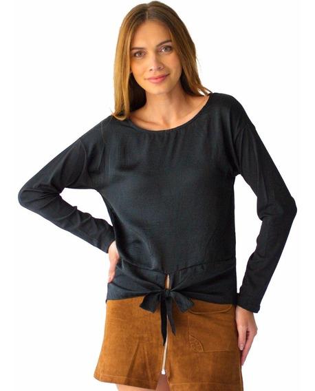 Blusa Dama Mujer Diseño Liso Moderno Rack & Pack