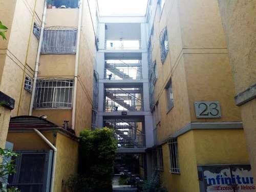 Departamento En Renta En Santa Rosa, Gustavo A. Madero, Cdmx.