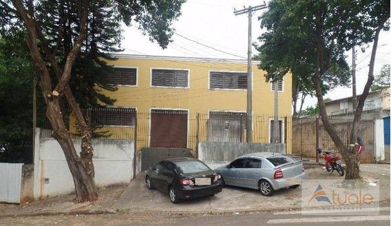 Salão Para Alugar, 700 M² - Jardim São Carlos - Sumaré/sp - Sl0391