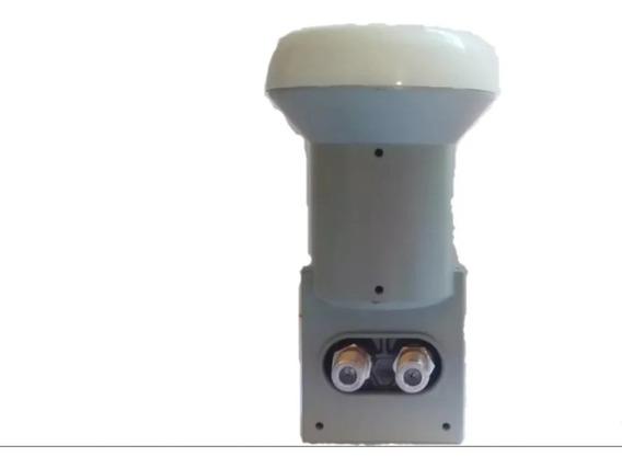 Kit Com 20 Lnb Duplo Universal