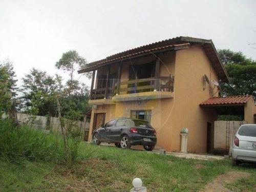 Chácara Residencial À Venda, Estância Santa Maria Do Portão, Atibaia - Ch0263. - Ch0263