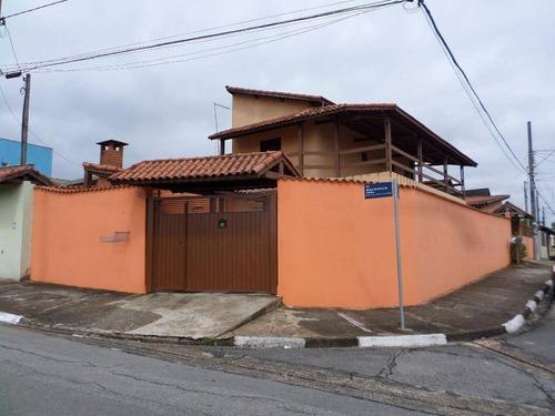 Casa Residencial À Venda, Jordanópolis, Arujá - Ca0409. - Ca0412