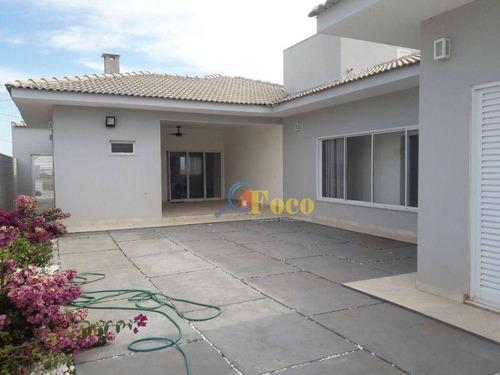 Imagem 1 de 29 de Casa Com 4 Dormitórios À Venda, 180 M² Por R$ 850.000,00 - Condominio 7 Lagos - Itatiba/sp - Ca0722