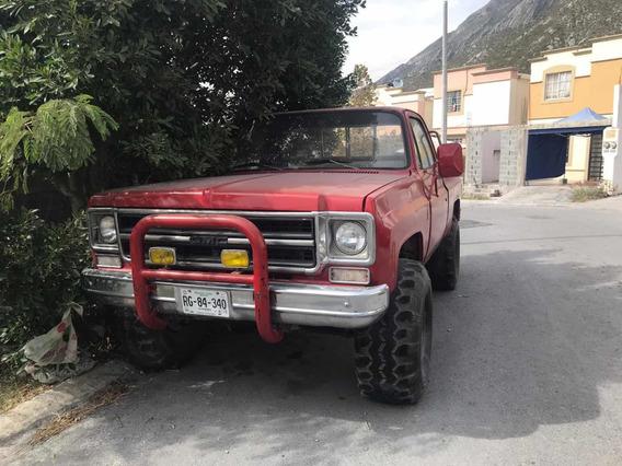 Chevrolet Cheyenne 4 X 4 Estándar