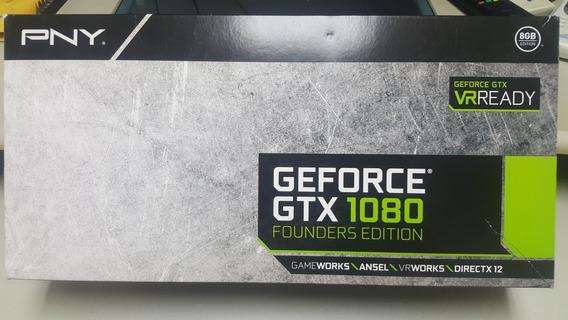 Tarjeta De Video Gtx Nvidia 1080 8gb Founder Edition Gpu