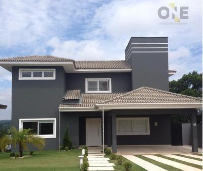 Casa Residencial À Venda, Golf Village, Carapicuíba. - Ca2218