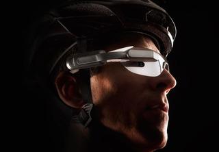 Garmin Varia Vision - Visor Para Ciclismo - Mostruário
