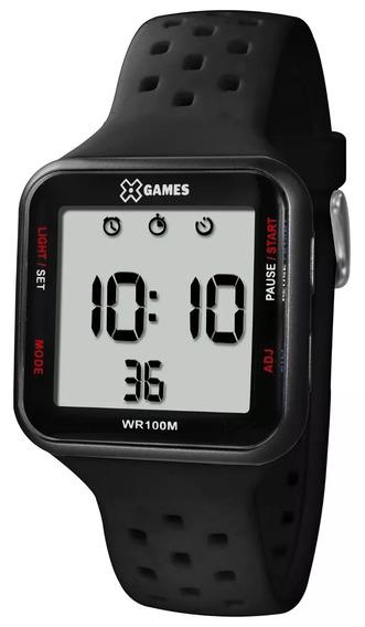 Relógio Digital X - Games - Unissex